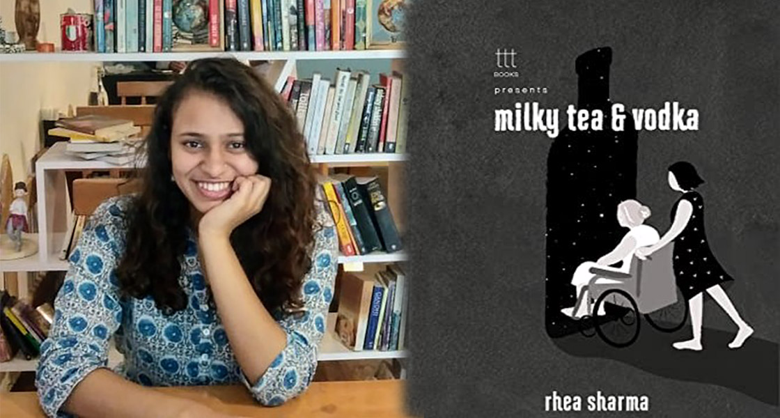 Ms Rhea Sharma (2017-20 Batch) of BA (Hons) English has written a novella titled Milky Tea and Vodka which was published by TTT Books in June 2020.