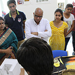 Ar Yatin Pandya guided BArch Students at Manipal University Jaipur